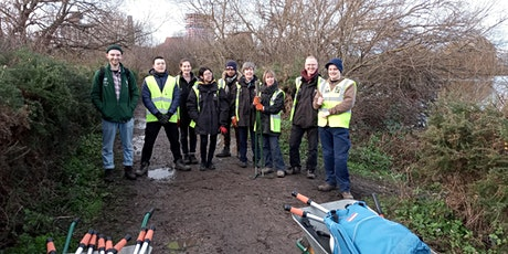 London Wildlife Trust workday, Walthamstow Wetlands, Saturday 29 Feb 2020  tickets