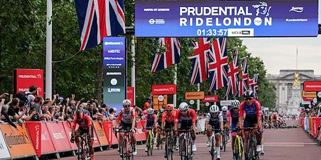 Prudential RideLondon-Surrey 100 Registration  tickets
