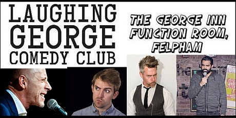 Laughing George Comedy Club 6th March 2020 tickets