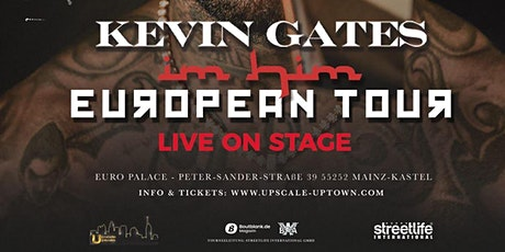 KEVIN GATES -  CLUB SHOW AT EUROPALACE tickets
