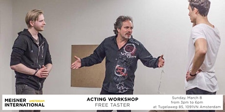 Meisner Technique - Free Taster tickets