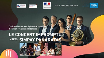 Le Concert Impromptu meets Simpay Panaratas tickets
