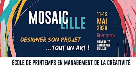 MOSAIC Lille - 6ème Edition [BETA] billets