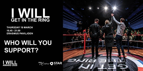 I WILL Get in the Ring Final  tickets