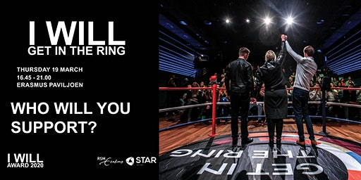I WILL Get in the Ring Final