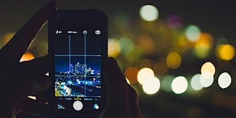 Smartphone Fotografie Tickets