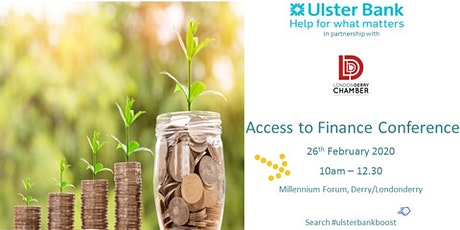 Access to Finance Conference tickets