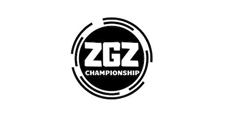 X CHAMPIONSHIP ZGZ entradas