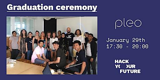 HackYourFuture - Graduation & Demo (class10)