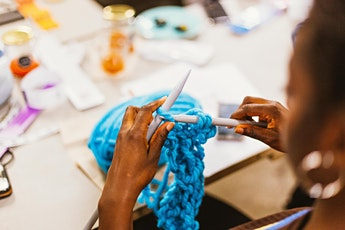 Black Girl Knit Club Residency tickets