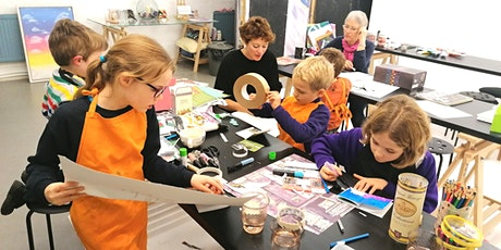 Spring Season: Kids Create Tuesday Workshop tickets