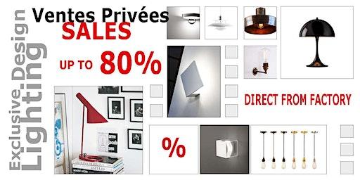 Lighting Eclairage Verlichting Exclusive Private Sales