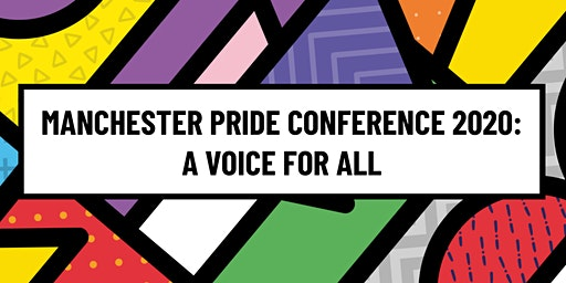 Manchester Pride Conference 2020