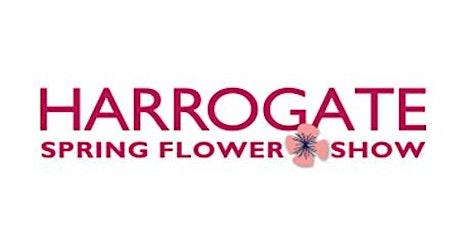LWB Day Trip to Harrogate Spring Flower Show 2020 tickets