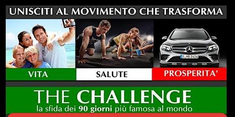 THE CHALLENGE PARTY MOIE di MAIOLATI tickets