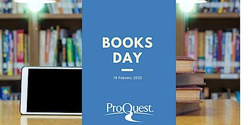 ProQuest Books Day Malaga