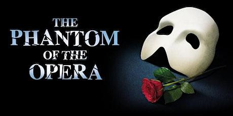 Phantom of the Opera London Tour tickets