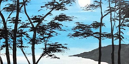 Moonlight on Cedars - Elstead