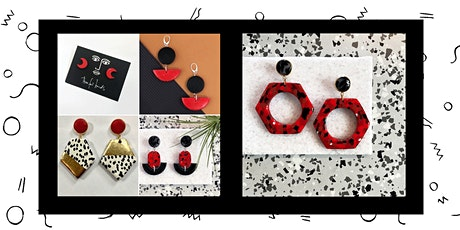 Earring Making Masterclass - 2nd April 2020 tickets