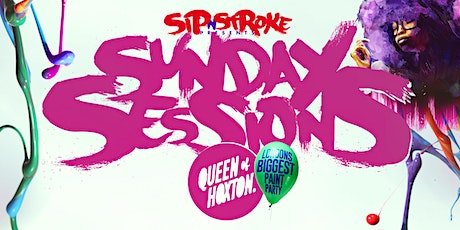 Sip 'N Stroke Paint Party | Sunday Sessions tickets