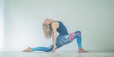 Chakra Fusion: A weekly Prana Vinyasa yoga class for Vinyasa lovers! tickets