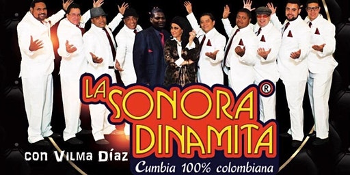La Sonora Dinamita en El Chaka