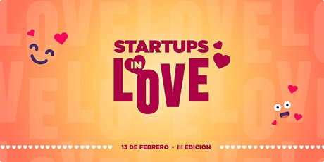 Startups In Love entradas