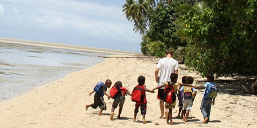 Think Pacific (Volunteer Abroad - info session)