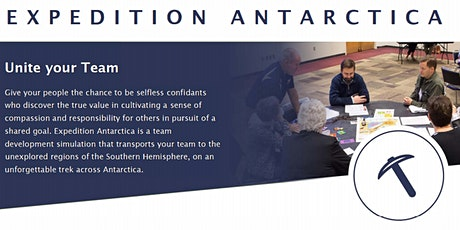 Expedition Antarctica with Signature Teambuilding: Program Open House tickets