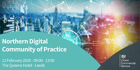 Northern Digital Community of Practice tickets