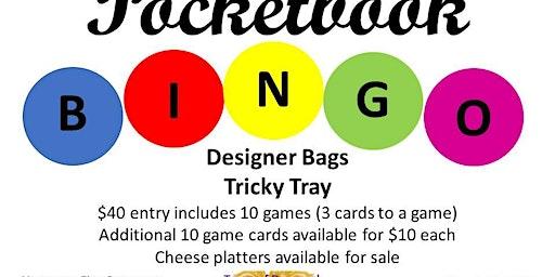 Pocketbook Bingo - Town of Deerpark Lions Club