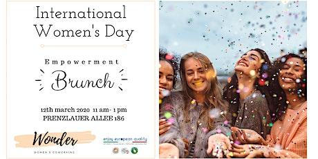 International Women's Day - Empowerment Brunch Tickets