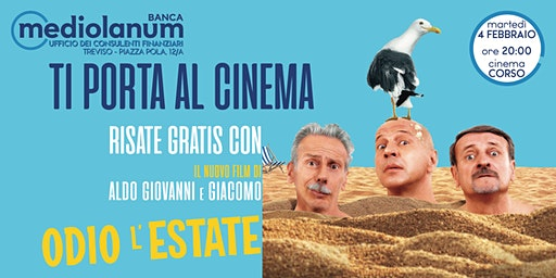 Banca Mediolanum TI PORTA AL CINEMA