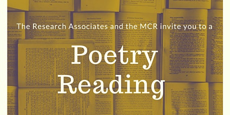 An Evening of Poetry Reading tickets