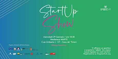 StartUp Show biglietti
