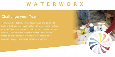 WaterWorx with Signature Teambuilding: Program Open House tickets