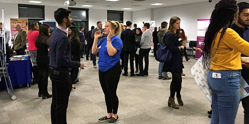 Student Networking Event - Swansea Uni School of Management