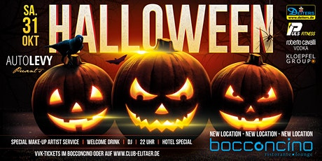 Halloween Party Düsseldorf 31.10.2020 Tickets