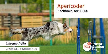 Extreme Agile - Apericoder biglietti