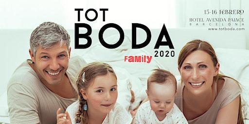 Tot Boda & Family: Sáb. 15 febrero de 11-20h y Dom. 16 febrero de 11-15h