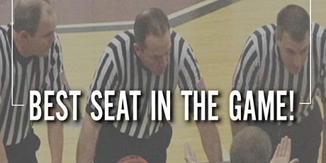 LBA  QUALIFIED - Future Talent -  Basketball Officials Course tickets
