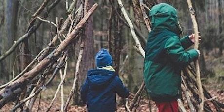 Wild Families: Bushcraft tickets
