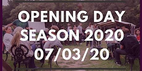 Sa Garrofa opening day entradas