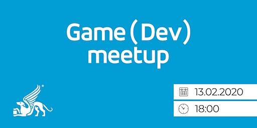 GameDev Meetup