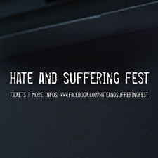 Hate And Suffering Fest logo