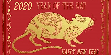 Chinese New Year Meetup - Year of the Rat Tickets