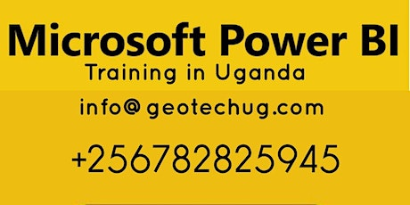Microsoft Power BI Training | Microsoft BI Courses  in Kampala, Uganda tickets