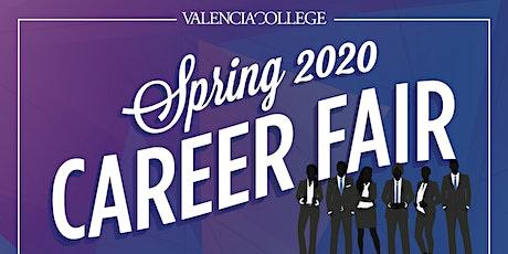 East Campus Career Fair ingressos
