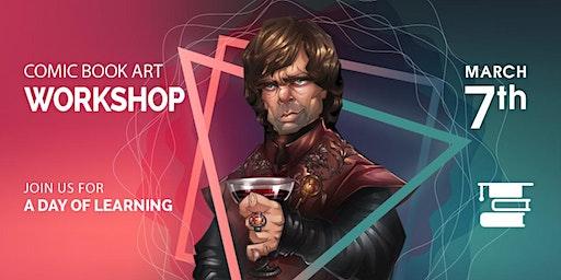 Comic Book Art Workshop