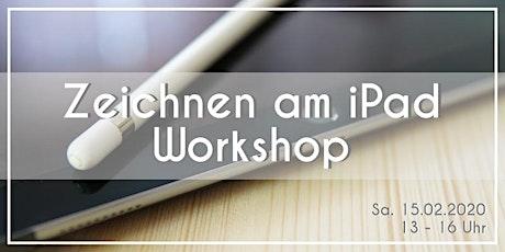 """Workshop """"Zeichnen auf dem iPad"""" Tickets"""